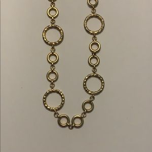 JS Collections Jewelry - JS COLLECTION GOLD CIRCLES